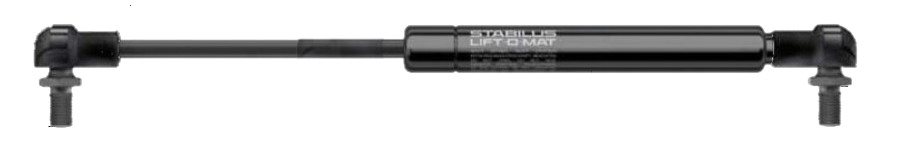 Lift-o-mat gas strut with Ball Socket