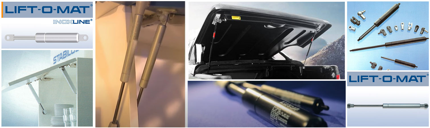 Automotive Marine and Cabinet Gas Struts